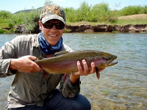James Taylor Weber River Testimonal pic