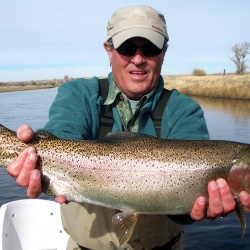 Upper Green Fly Fishing