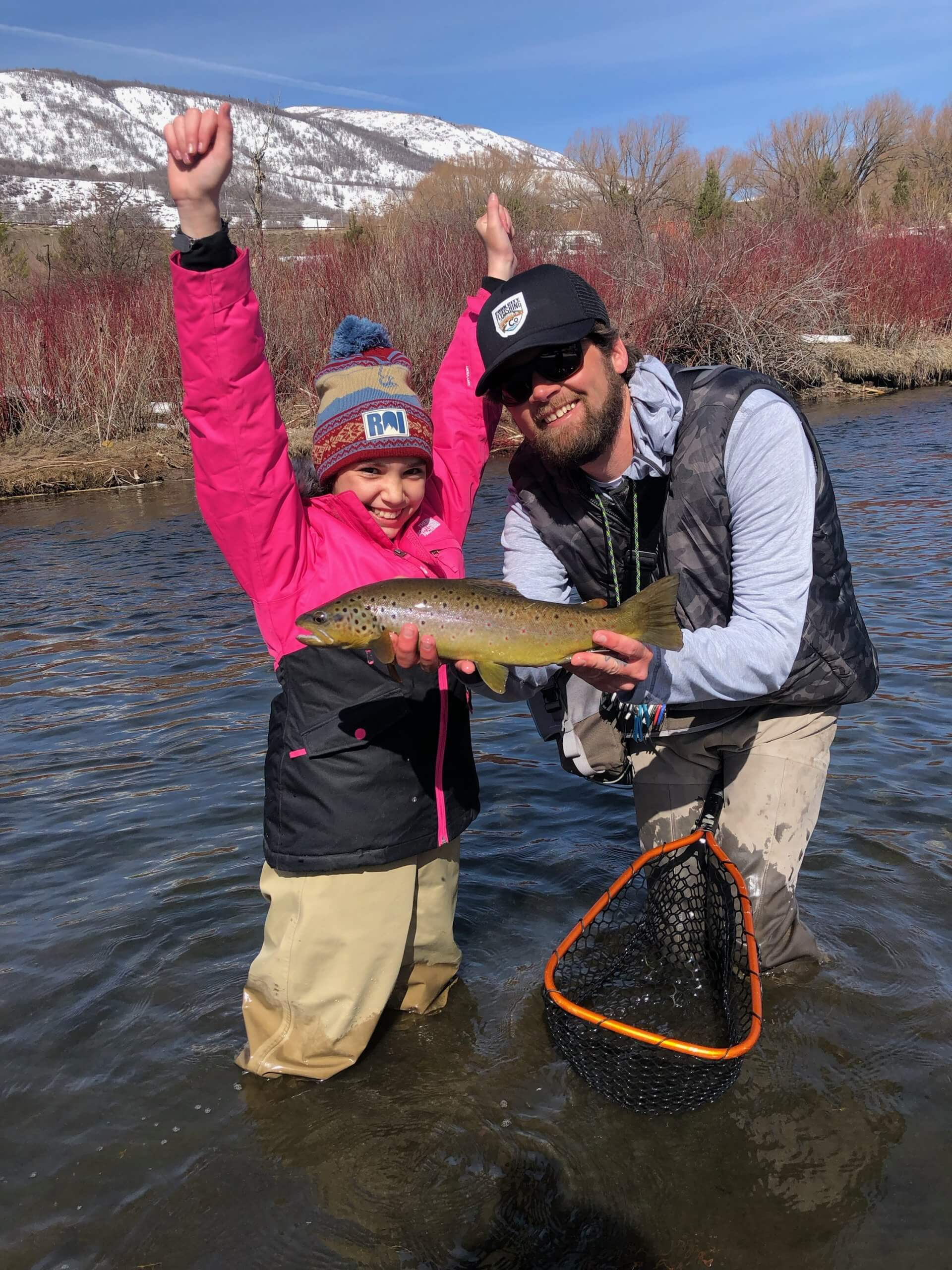 Utah Winter Fly Fishing