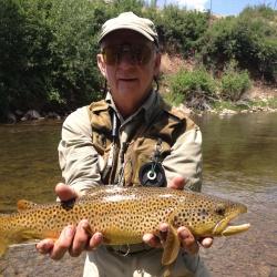 Fly Fishinng in Utah