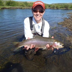 Fly Fishing Wyoming