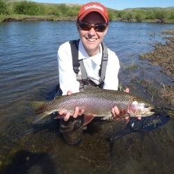 Fly Fishing Wyoming