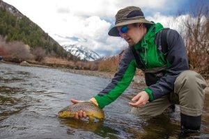 Utah Spring Fishing Report