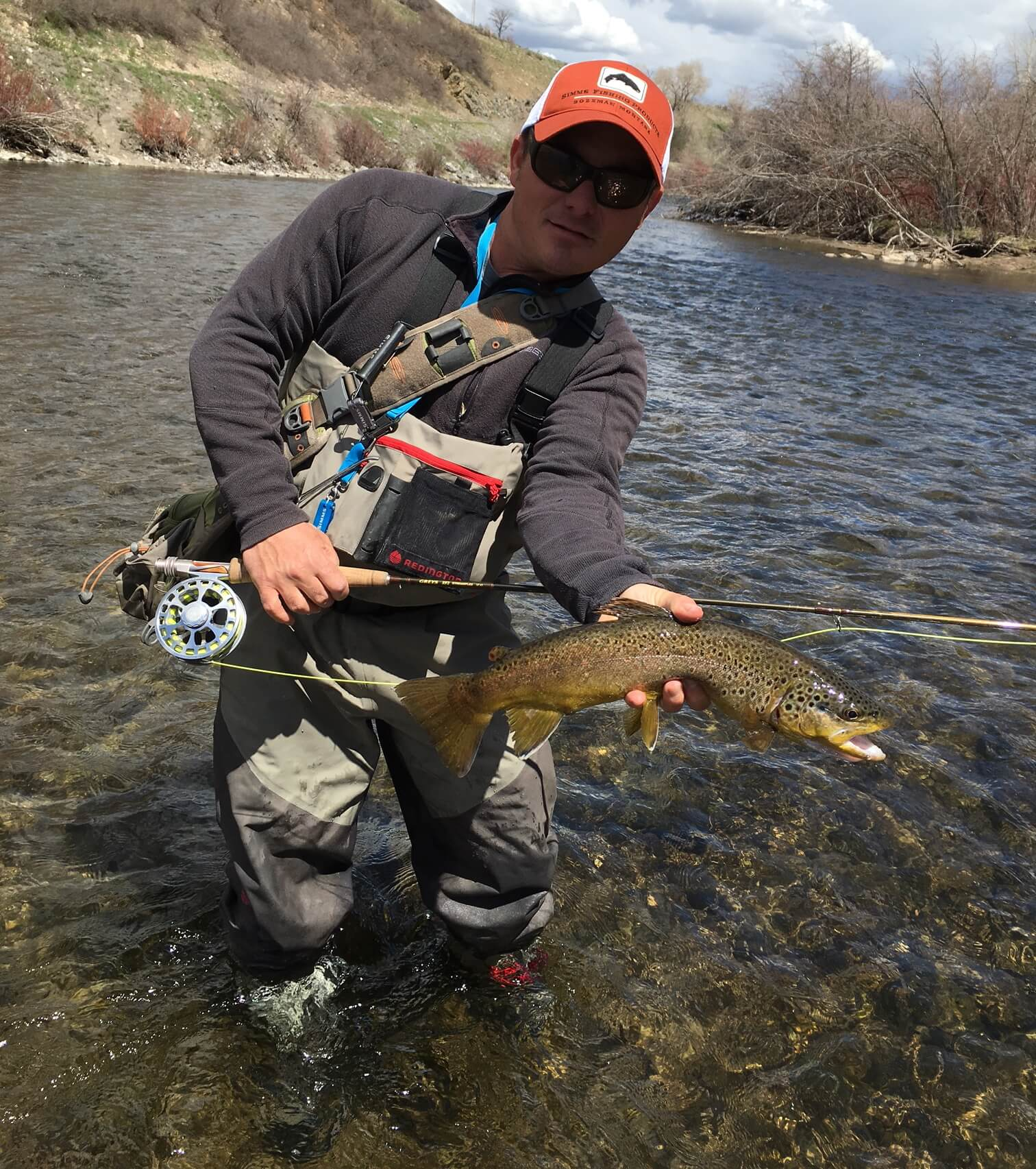 Park city fly fishing report 4 14 16 park city fly for Park city fly fishing