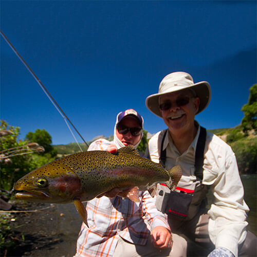 Park City Fly Fishing Company Satifaction